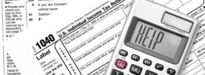 IRS tax relief help
